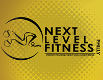 Next Level Fitness Philly - Branding + Web