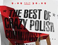 Crazy Polish Communist – Inspired Design exhibition