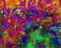 Flowers & brushes JB VII