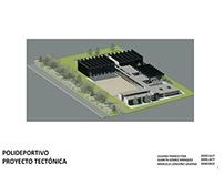 Proyecto Tectónica, 2011-I, Polideportivo Fontibón