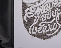 Marcel x 3WA : Shave Your Beard