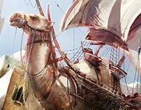 The ship of the desert