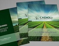 Catálogo de Implementos - CADIOLI