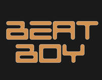 Beatboy Typefamily