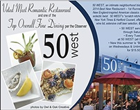 Restaurant Advertorial