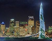 Green Sail - vertical farm