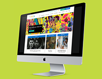 Website of Virginia Museum of Fine Arts
