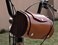 Bolsa de guidão - Protótipo