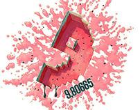 9,80665 logo