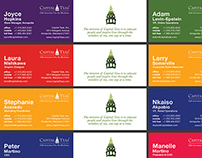 Capital Teas: Business Cards