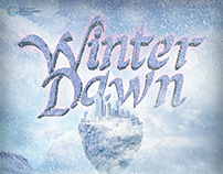 Winter Dawn by Ordan - DJ Mix Cover Art