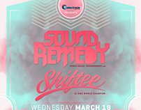 Sound Remedy & Shiftee (Electrode) - 19 Mar 2014