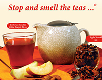 Capital Teas: Tea Time Magazine