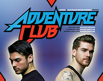Adventure Club (2K Deep) - 22 Feb 2014