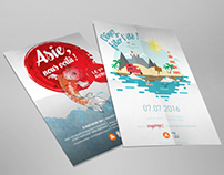 Affiches agence Aggelos - 2016