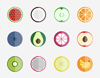 Fruit Icon Diaries