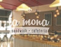 La mona sandwich & cafetería
