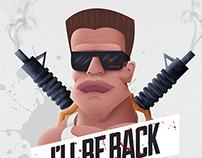 Arnie (Terminator) - I'll Be Back