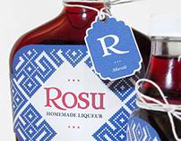 Rosu Liqueur