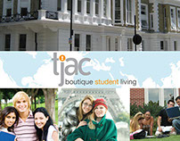 TJAC Identity and Marketing Brochure