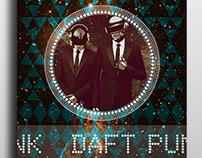 Poster Daft Punk