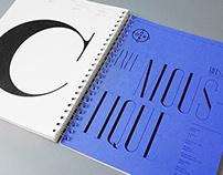 Type Archive 2014