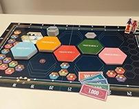 Em Prática Educational Board Game