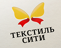 Logo for curtains and fabrics store