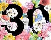 Burt's Bees 30th Anniversary