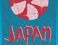 Japan / Brush Lettering