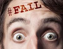 Chega de #fail