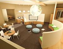 Senior-Child Mentor Center