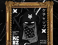 ケチャップ KCBZ Mix set Cover (Dj Ketchupboyz)