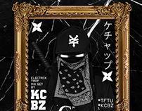 ケチャップ KCBZ Mix set Cover (Dj Ketchupboyz)