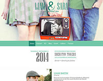 Noo Wedding - The Tasteful Joomla Wedding Template