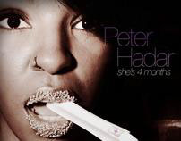 Peter Hadar:  She's 4 Months