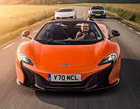 Benjamin Media/BilMagasinet Cover#275 McLaren 650S
