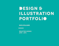 Design & Illustration Portfolio - 2014