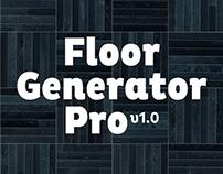 Floor Generator v1.0 Xpresso Setup for C4D