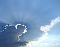 The Sky Above Novi Sad