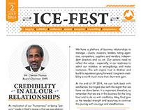 Ice-Fest News Letter