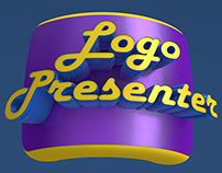 Logo Presenter - Advanced Xpresso Setup for Cinema 4D