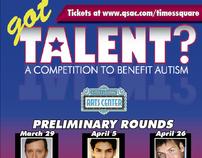 Got Talent?: A Competition to Benefit Autism