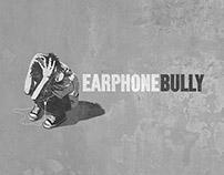 Earphone Bully Logo Design