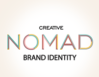 Creative Nomad - Brand identity