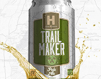 Beer Branding for Howard Brewing