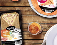 Packaging Crêpes - Breton par nature