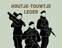 Elsevier Weekblad - Houtje-touwtje leger