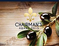Chairman's Award 2015