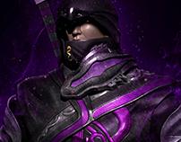 Dagger Fantasy - Character Design